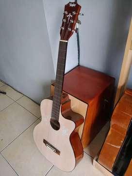 Gitar Yamaha Pemula Tanam Besi