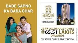 1165 Sq Ft 2 BHK Flats-Davakhar Elegance in Kalyan East, Mumbai