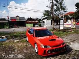 Dijual Mitsubishi lancer ck4 full upgrade evo4