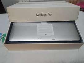 Jual cepat MacBook Pro 2015, petitenget bisa TT iPad