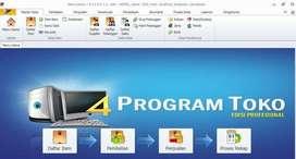 Program untuk PC/Laptop Penjualan IPOS4, Aplikasi Kasir, Program Toko