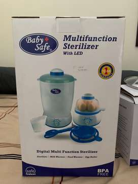Baby safe 6 in 1