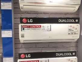 AC LG Split PK 680rb