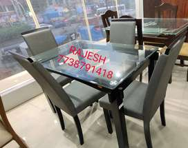 New Design 4 Seater Dinning Set In Factory Price