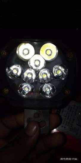 Bike LED LIGHT.EACH LED LIGHT HAVE 9 LED FOR MORE POWERFUL PERFORMANCE