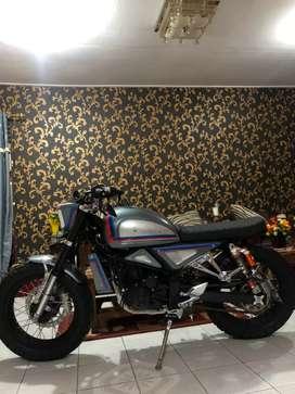 Kawasaki ninja rr mono custom