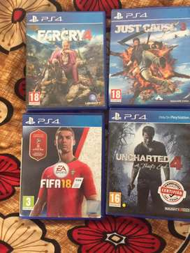 4 ps 4 disc