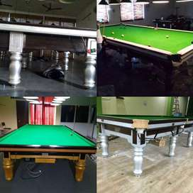 Best quality pool and snooker tables