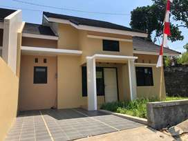 Dijual Cepat BU Rumah Mewah Baru type 70 luas tanah 180