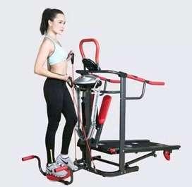 Alat olahraga edisi treadmill TL 04