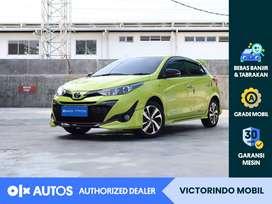 [OLXAutos] Toyota Yaris 2018 1.5 TRD Sportivo A/T Bensin #Victorindo