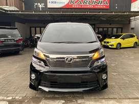 Toyota Vellfire 2.4 V Premiumsound'2012 tt #alphard