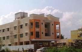 2 bhk flat ,1st floor,with CCP