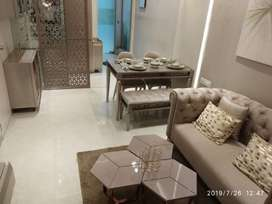 1bhk apartment with open kitchen concept in mira road
