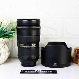 Nikon afs 24-70mm F2.8 G