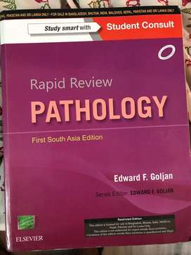 Rapid review Pathology Goljan First South Asian Edition