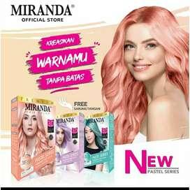 Miranda Hair Color Pastel Series 30ml