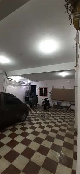 1 bhk house,  wit covered bike parking,  cctv, 24/7 metro water