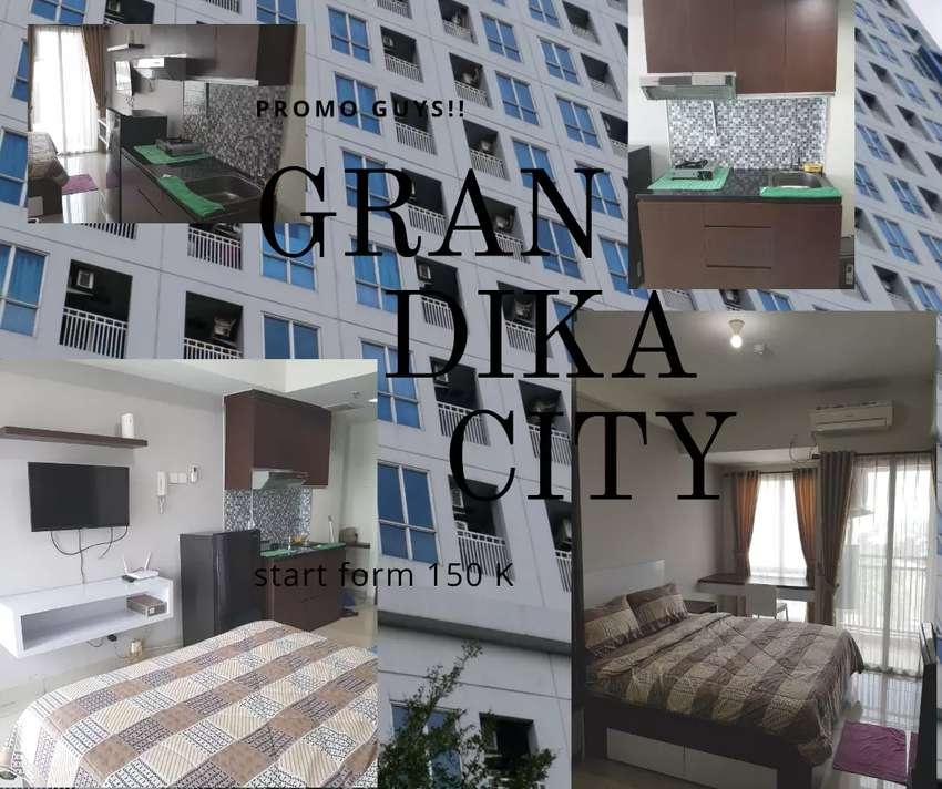 Sewa harian dan transit apartemen grandika city 0