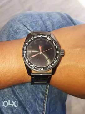 Fastrack Watch - Glass modified new look