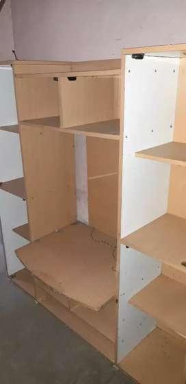 Ply wardrobe