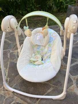 Baby Swing pake batterai