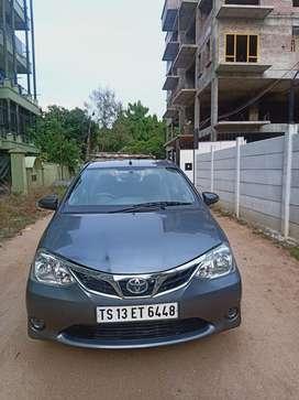 Toyota Etios 1.4 VD, 2014, Diesel