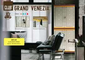 Lemari Plastik Club Grand Venezia GR VZ M01 Cream