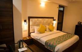 12 AC ROOMS HOTEL NEAR ISBT HARIDWAR LEASE FIXED 1.10 LAC PER MONTH