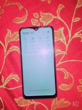 Oppo A5s. With box and charger