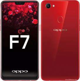 Brand New Oppo f7 age : 1½ yr with perfect condition