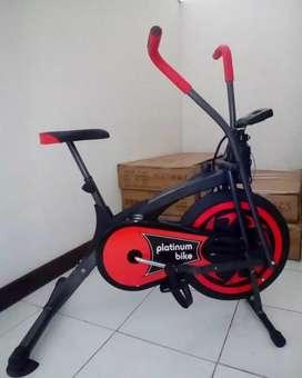 Sepeda statis 2 fungsi