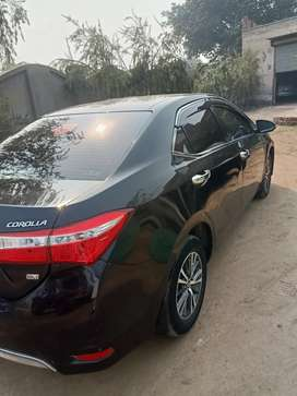 Toyota Corolla July 2016 Model Total Janian is in good condition