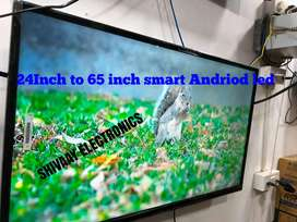 BEST DEAL FOR FESTIVE SEASON ON ALL SIZE SMART ANDRIOD LED TVS