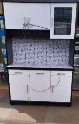 lemari makan sayur pintu 3 lemari dapur lemari piring edisi promo