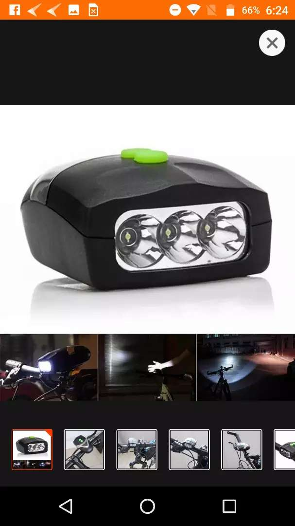 Bicycle lights available free delivery in all Pakistan 0