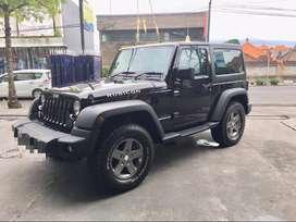 Dijual Jeep Wrangler 2014
