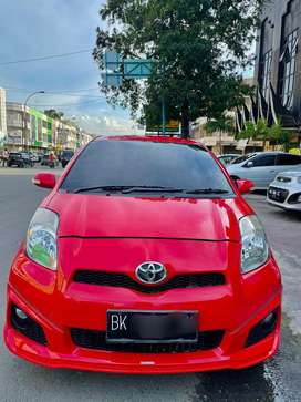 Toyota Yaris S TRD Limited A/T Merah 2013