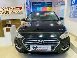 Hyundai Verna Fluidic 1.6 CRDi SX Opt, 2017, Diesel