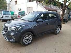 Hyundai Creta 1.6 SX Plus Petrol, 2018, Petrol
