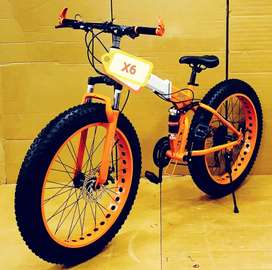 Moon Cycle Store.   21 GEARS FAT TYRE FOLDING SPORTS CYCLES AVAILABLE
