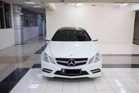 2012 Mercedes Benz E250 COUPE AMG Antik Istimewa tdp 208jt