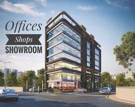 #Call for Price# Comm. Showroom Space for Bank & Retail Chains# Gotri
