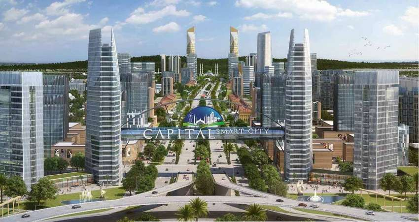 7 Marla Plot for Sale, Capital smart city Islamabad on down payment 0