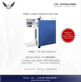 Fiber Laser Marking Machine., Sialkot