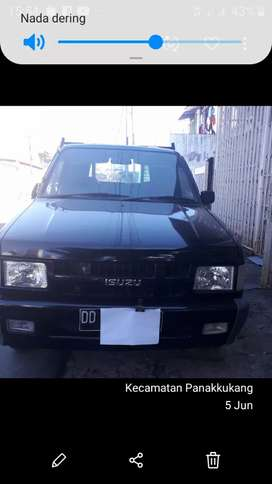 JUAL  CEPAT  MOBIL ISUZU PANTHER TURBO  PICK UP  GD  3 WAY