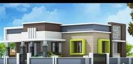 2 bhk new House sale - kulshekar kudupu,   maximum residential area
