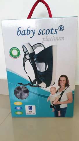 carrier Gendongan Baby Scots BB006 Platinum