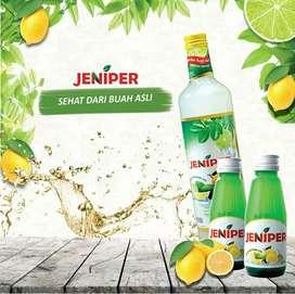 JeNiPer (Jeruk Nipis Peras)