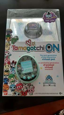 Tamagotchi On Magic Magie Warna Hijau Asli Bandai